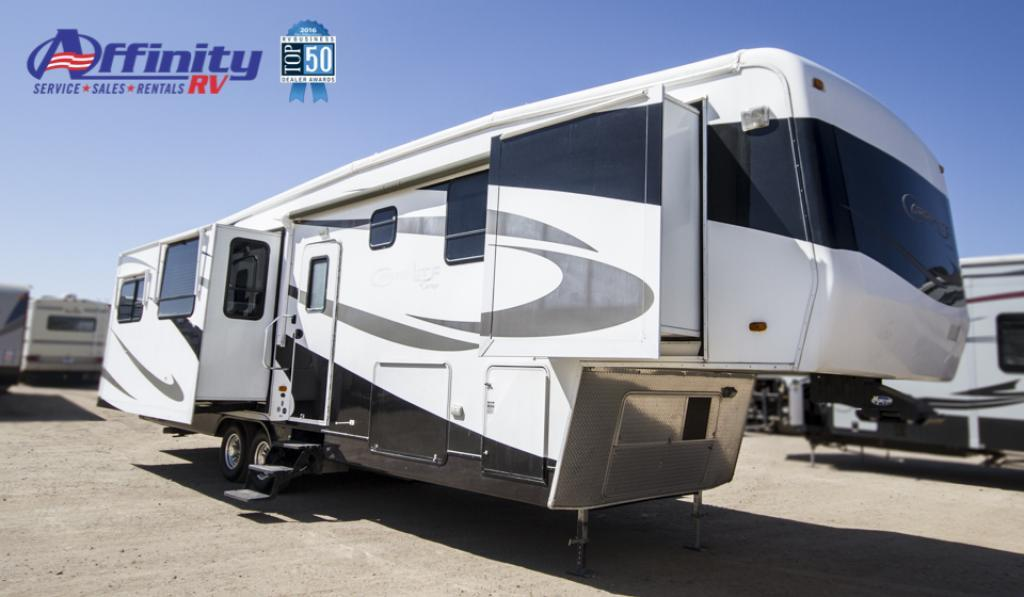 2007 Carriage Carri-lite 36ILQ