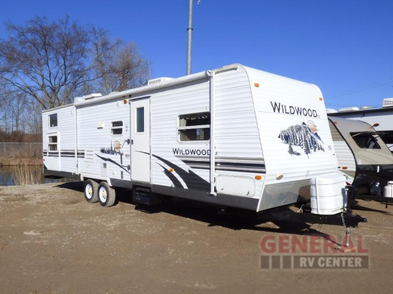 2008 Forest River Rv Wildwood LE 31QBSS