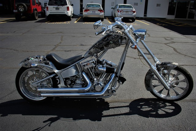 2004 Big Dog Motorcycles CHOPPER, 6