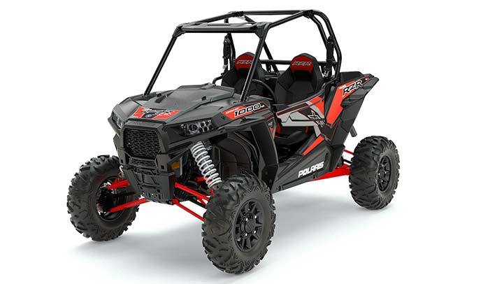 2017 Polaris RZR XP 1000 EPS