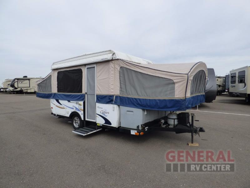 2012 Coachmen Rv Clipper Camping Trailers 1285SST Classic
