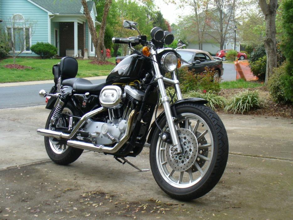 harley davidson 1200 motorcycles for sale in caswell beach north carolina. Black Bedroom Furniture Sets. Home Design Ideas