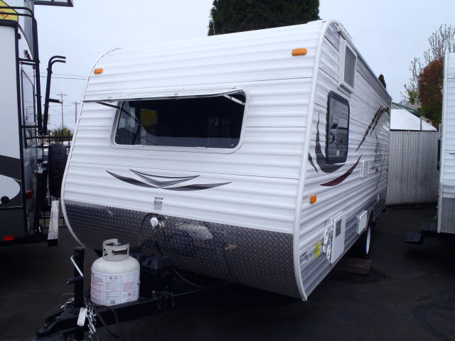 2015 Jayco Jay Flight 18.5 Foot Travel Trailer