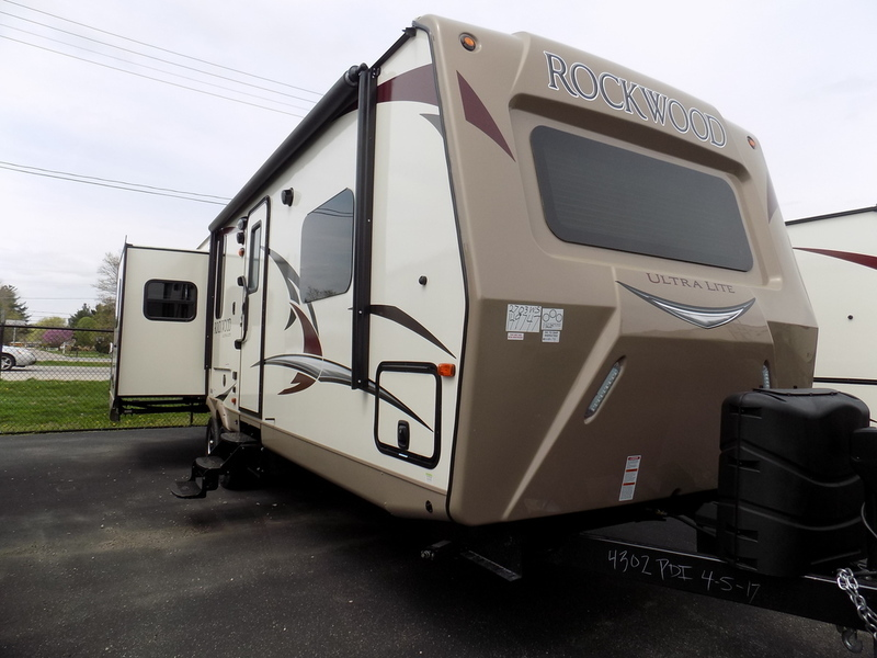 2018 Forest River Rockwood 2703WS