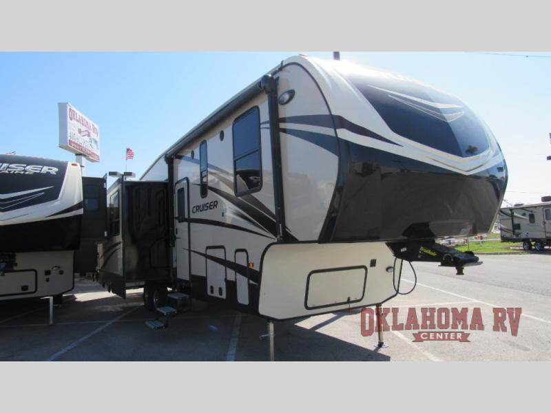 2017 Crossroads Rv Cruiser CR3351BH
