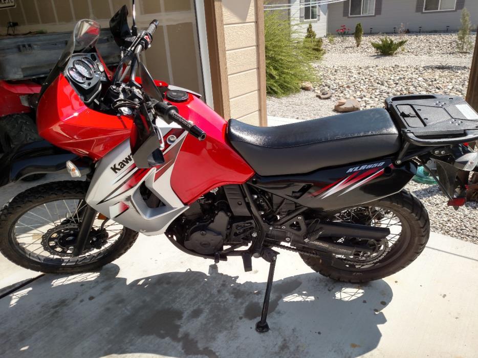2013 Kawasaki KLR 650