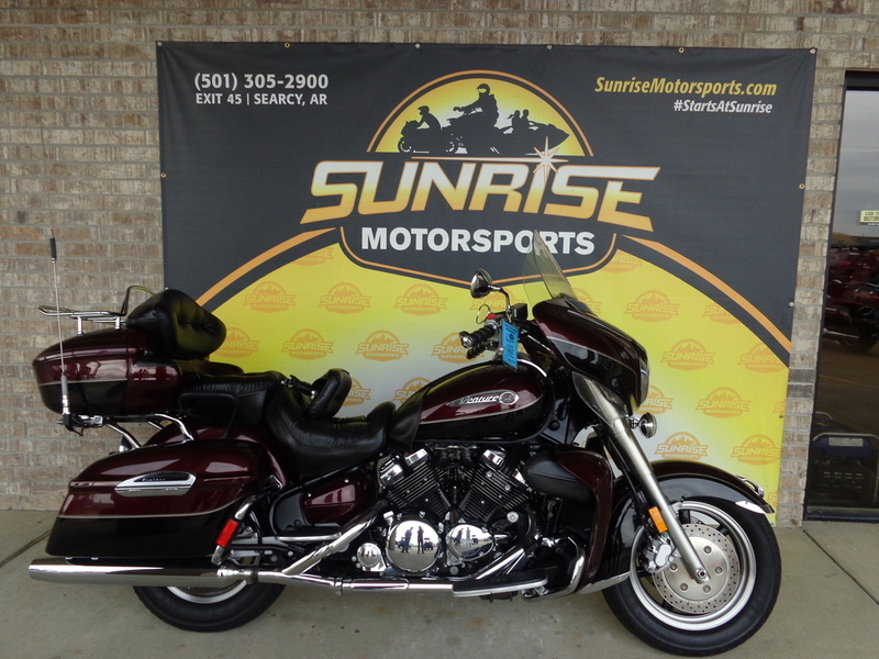 2008 Yamaha Royal Star Venture