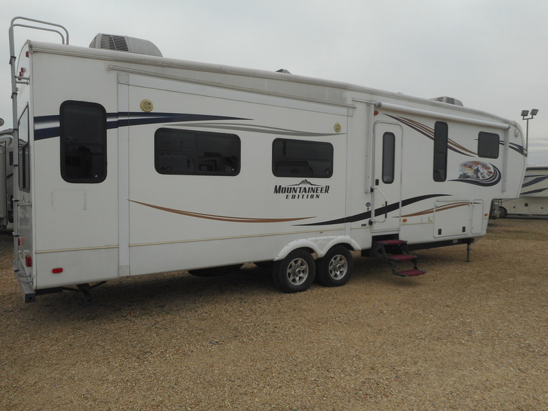 2012 Keystone Rv Mountaineer 362RLQ