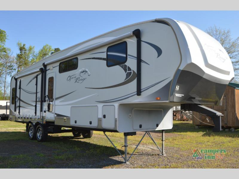 2011 Open Range Rv Open Range RV 345RLS