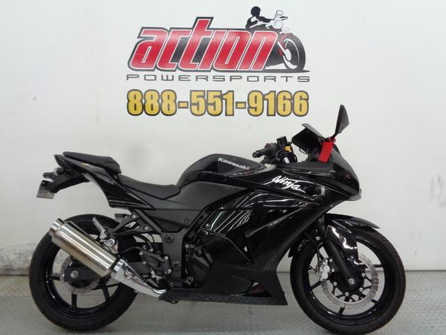 2009 Kawasaki Ninja 250