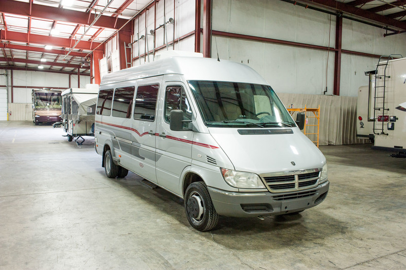 2004 Dodge 3500 Sprinter V 3500 Sprinter Dmc conversion