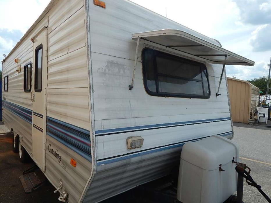 1995 Coachmen 240MB