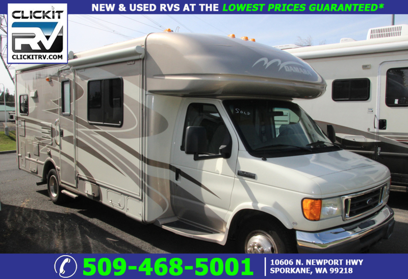 2007 Safari Damara 252DS