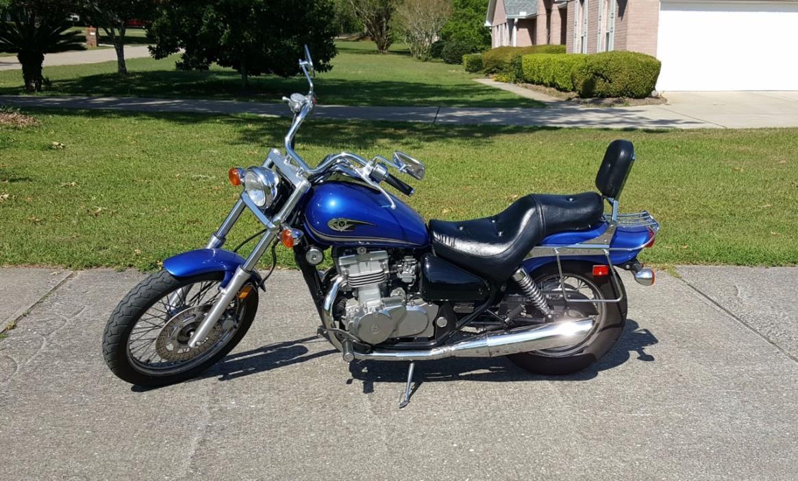 2005 Kawasaki VULCAN 500 LTD