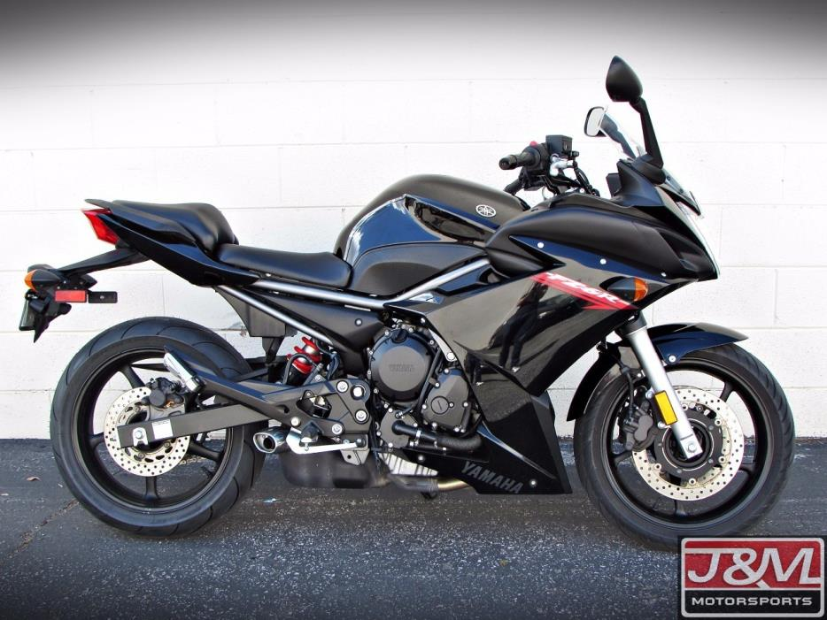 2009 Yamaha FZ6 R
