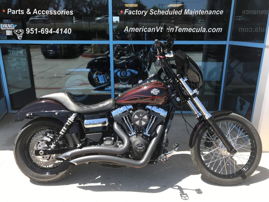 Harley Davidson Fxdwg Dyna Wide Glide motorcycles for sale in California