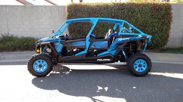 2015 Polaris RZR XP 4 1000