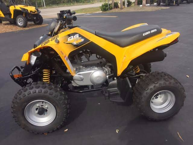 2017 Can-Am DS STANDARD 250
