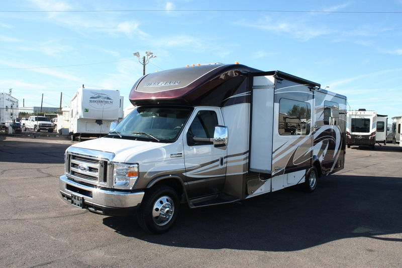 2015 Winnebago Aspect 27RK