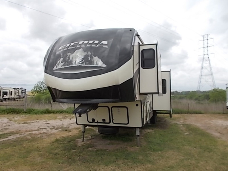 2017 Forest River Sierra 381RBOK