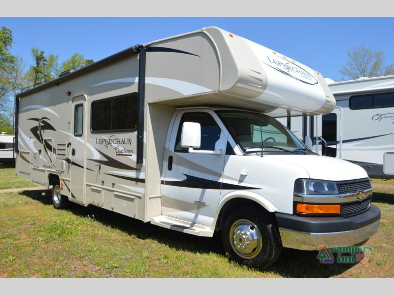 2015 Coachmen Rv Leprechaun 280DS Chevy 4500