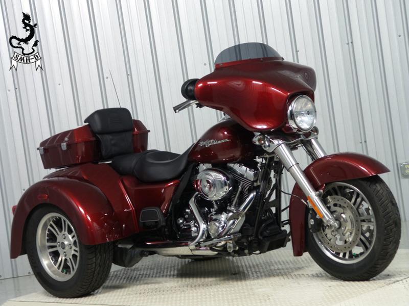 harley davidson flhxxx street glide trike motorcycles for sale. Black Bedroom Furniture Sets. Home Design Ideas