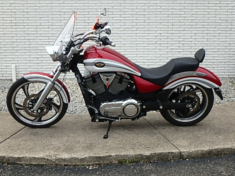 2010 Victory Motorcycles Vegas