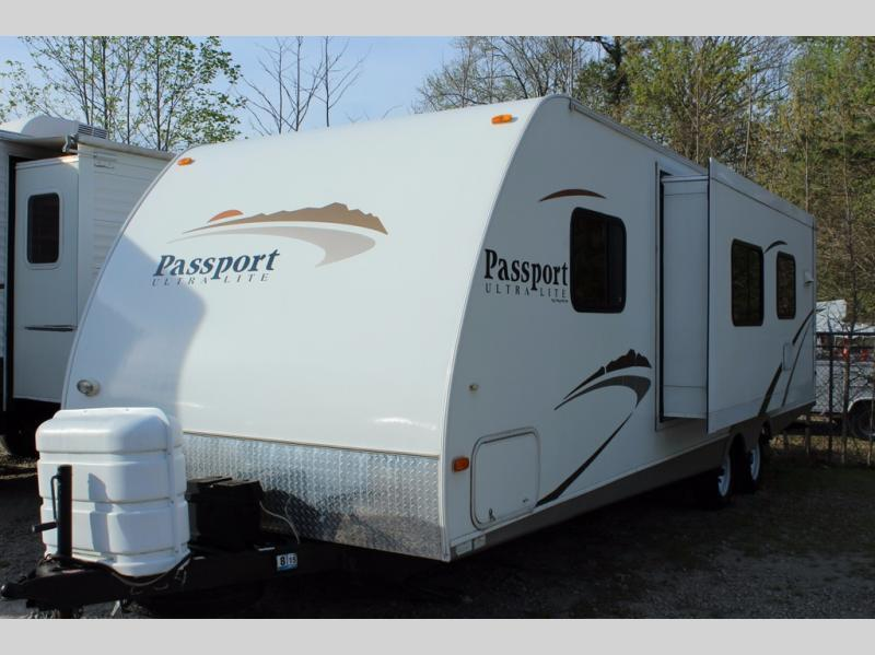 2007 Keystone Rv Passport 280BH