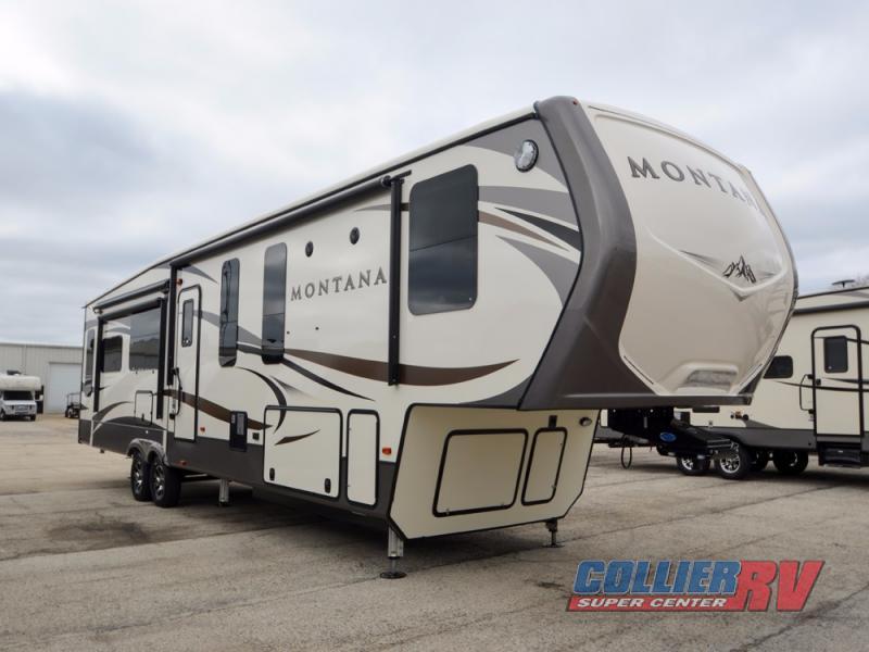 2018 Keystone Rv Montana 3950BR