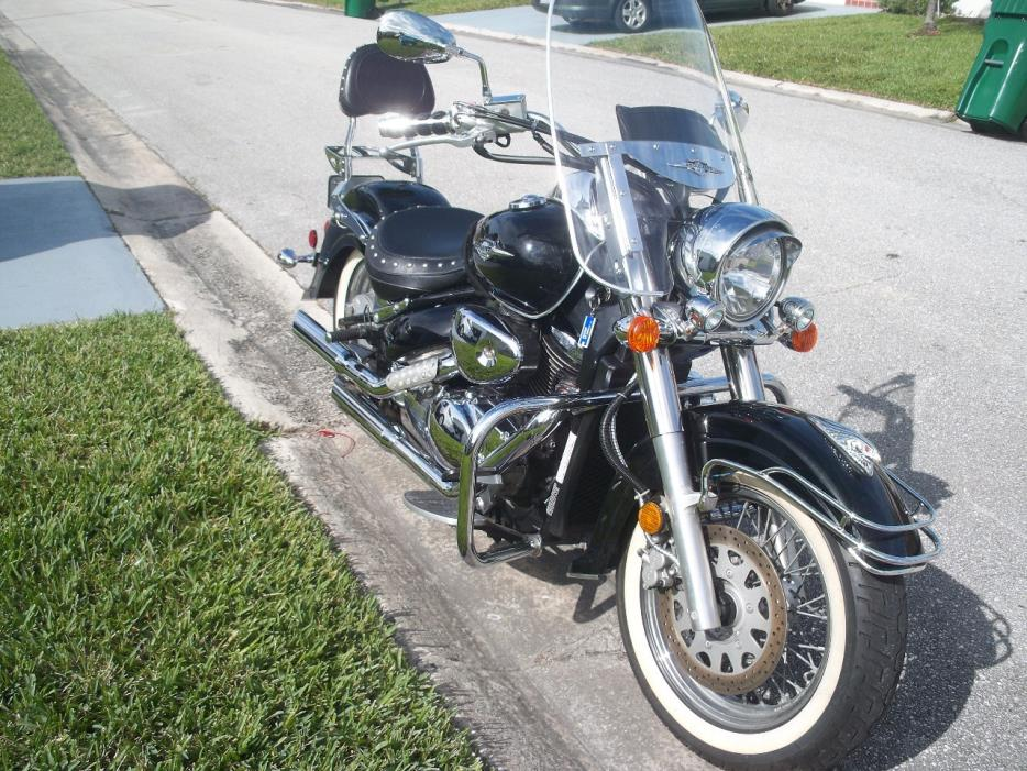 suzuki boulevard c50 motorcycles for sale in margate florida. Black Bedroom Furniture Sets. Home Design Ideas