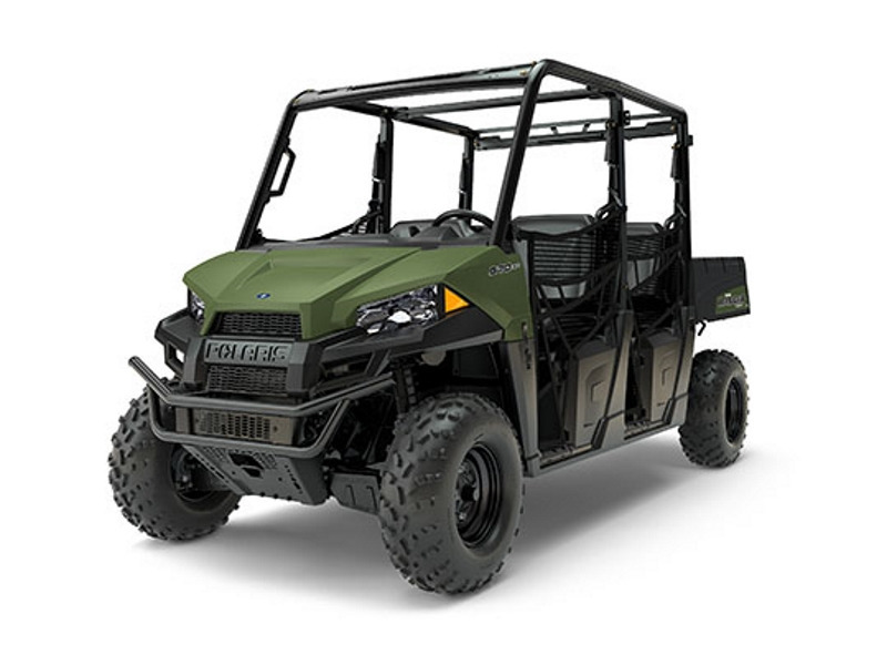 2017 Polaris RANGER CREW 570-4 Sage Green