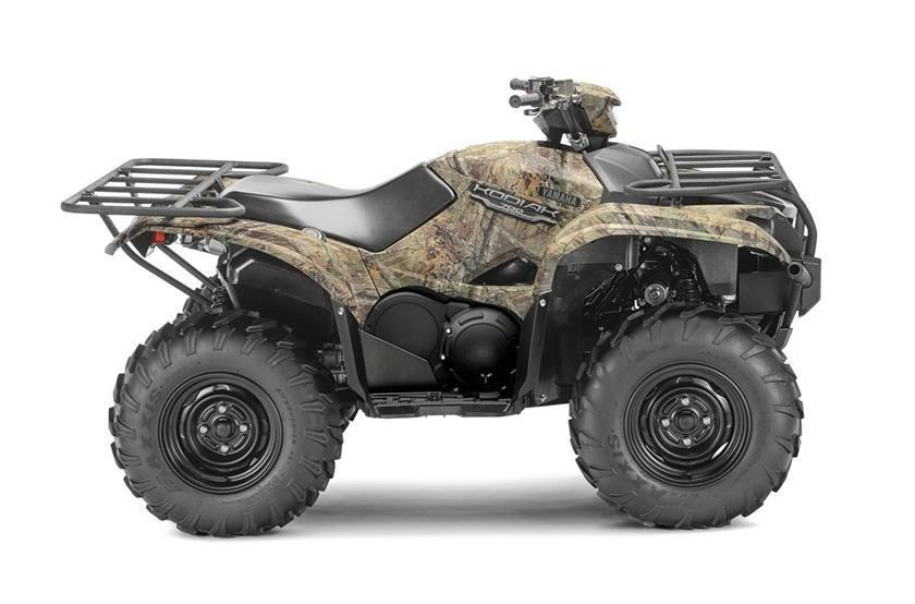 2016 Yamaha Kodiak 700 EPS - Realtree Xtra