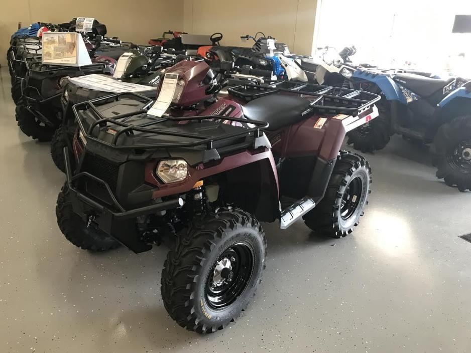 2017 Polaris Sportsman 570 EPS Utility Edition M