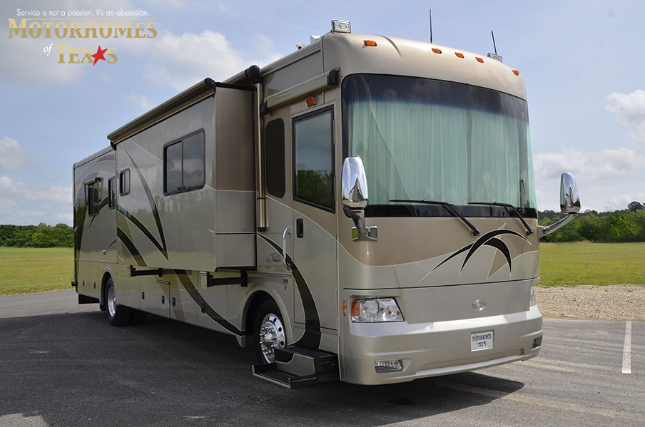 2007 Country Coach Inspire Da Vinci 360