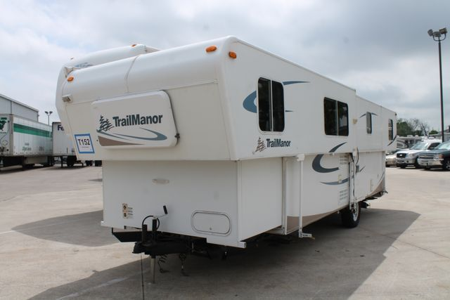 2008 Trailmanor Trailmanor 3124KS