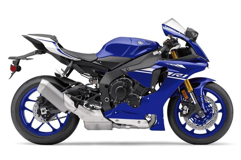 Yamaha Yzf R For Sale In Michigan