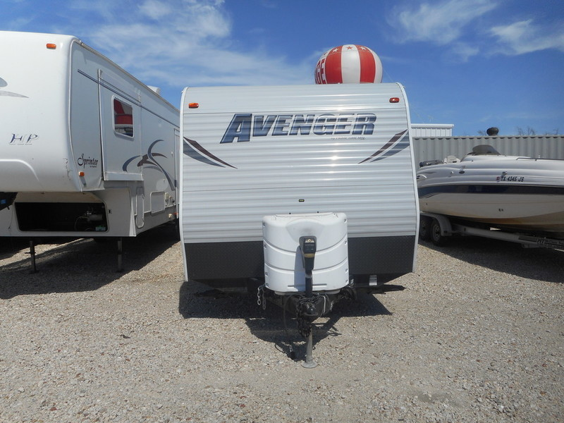2014 Forest River Inc. AVENGER 26BH