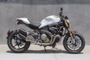 2016 Ducati M1200S
