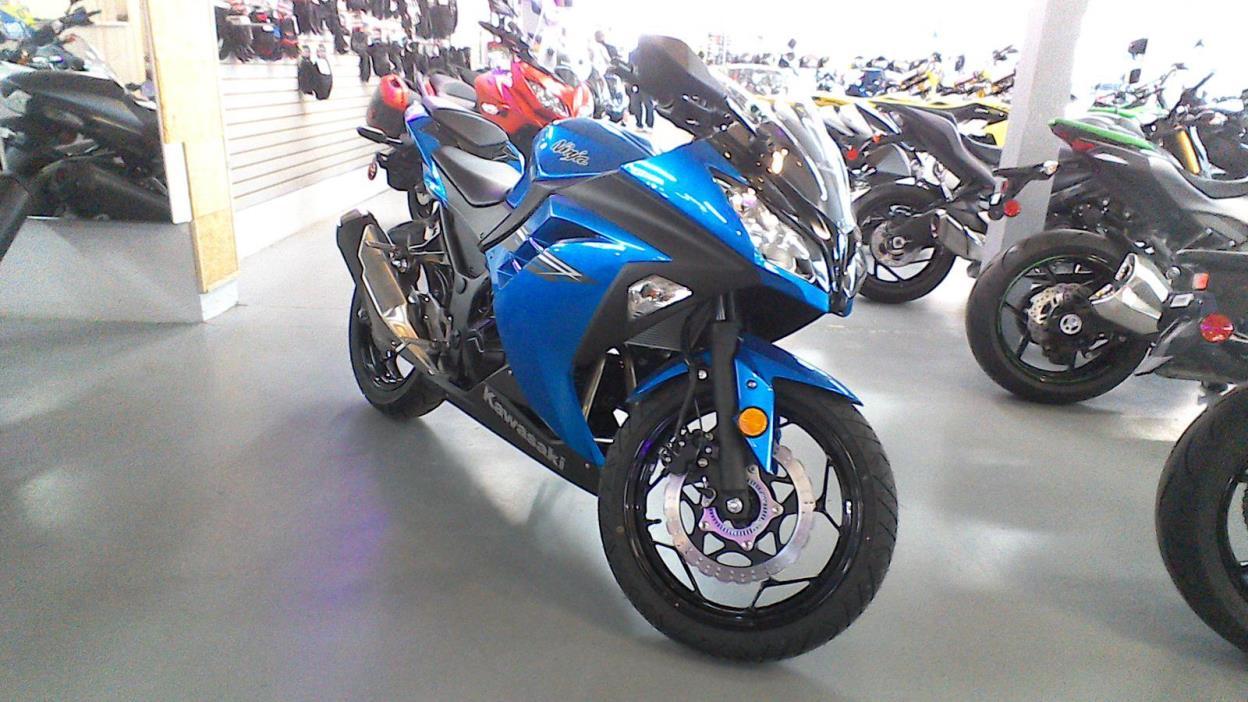 2017 Kawasaki NINJA 300 ABS WINTER