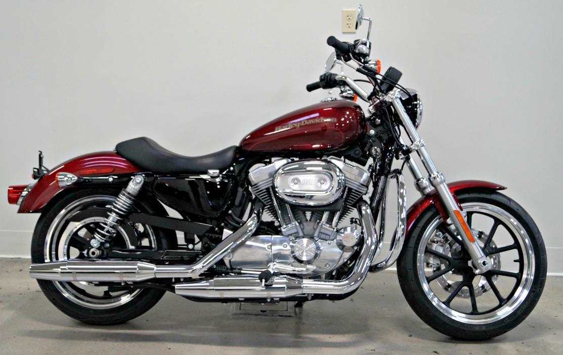 2016 Harley-Davidson XL1200T - SPORTSTER
