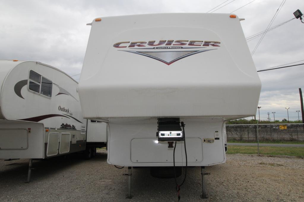 2008 Crossroads Cruiser 27RL