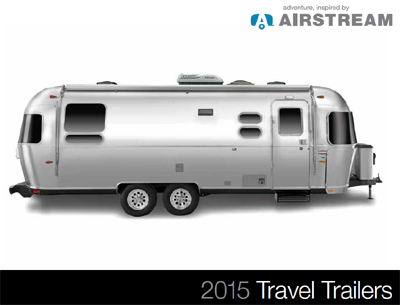 2015 Airstream FLYING CLOUD 27FB