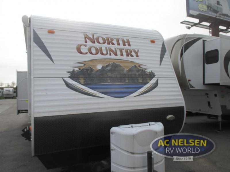 2013 Heartland North Country Lakeside SLT 33BHTS SLT