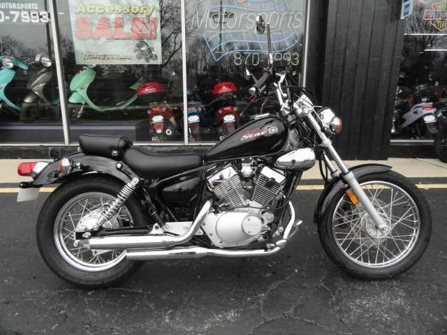 2010 Yamaha V Star 250