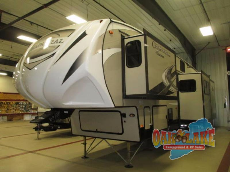 2018 Coachmen Rv Chaparral 392MBL