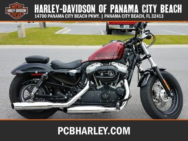 2015 Harley-Davidson XL1200X SPORTSTER FORTY-EIGHT