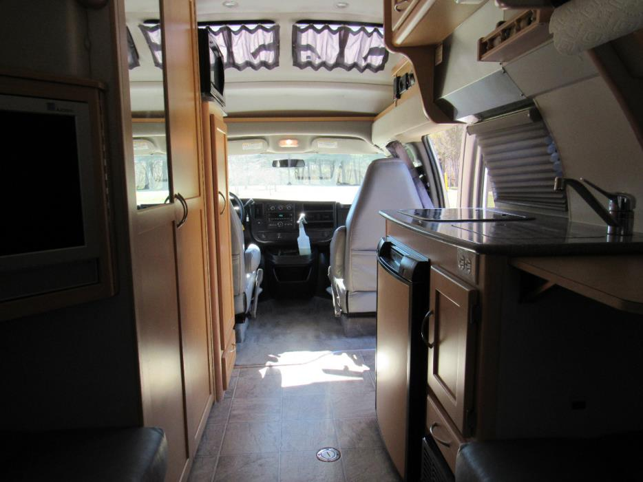 2008 Pleasure Way LEXOR TS, 7