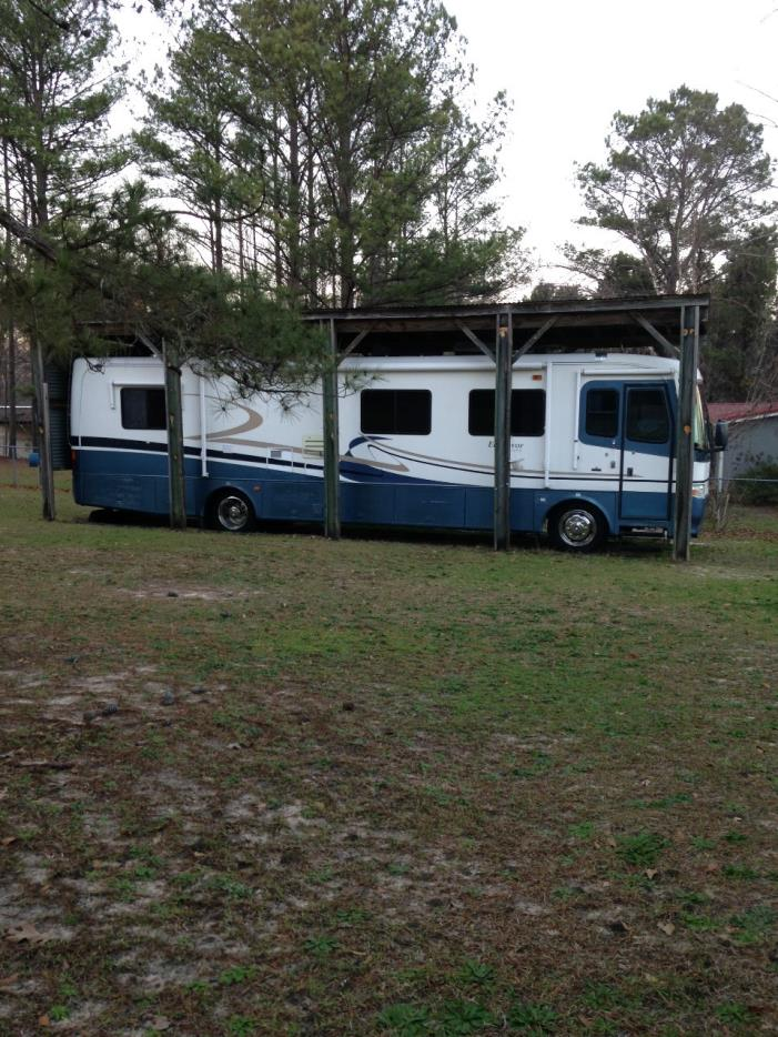 1998 Holiday Rambler ENDEAVOR 37WDS