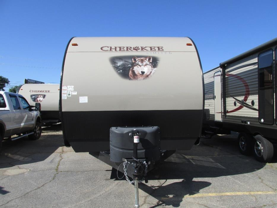 2018 Forest River CHEROKEE 304R