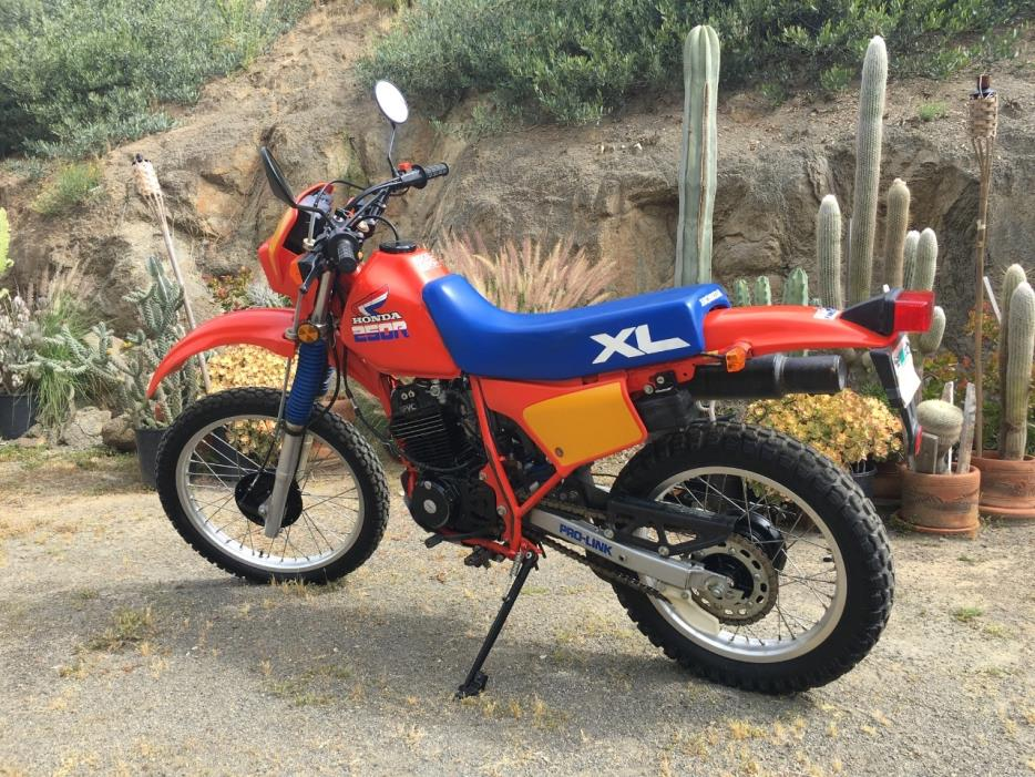 250 Xl Honda Vehicles For Sale